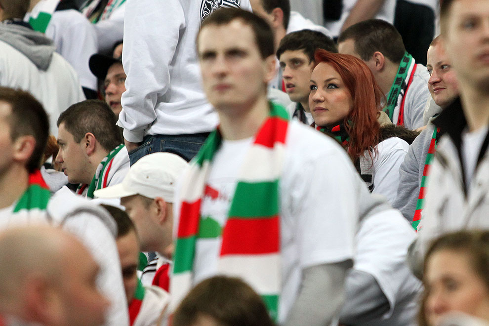 Legia Warszawa 0-0 Polonia Warszawa - fot. Piotr Galas (zdjęcie 44 z 64)