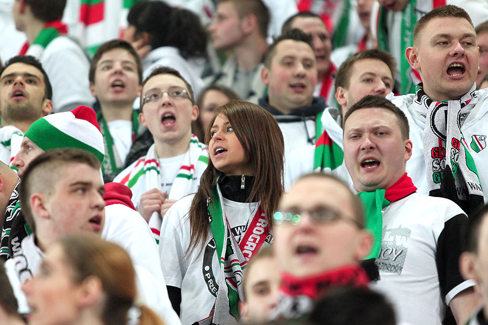 Legia Warszawa 0-0 Polonia Warszawa - fot. Piotr Galas (zdjęcie 45 z 64)