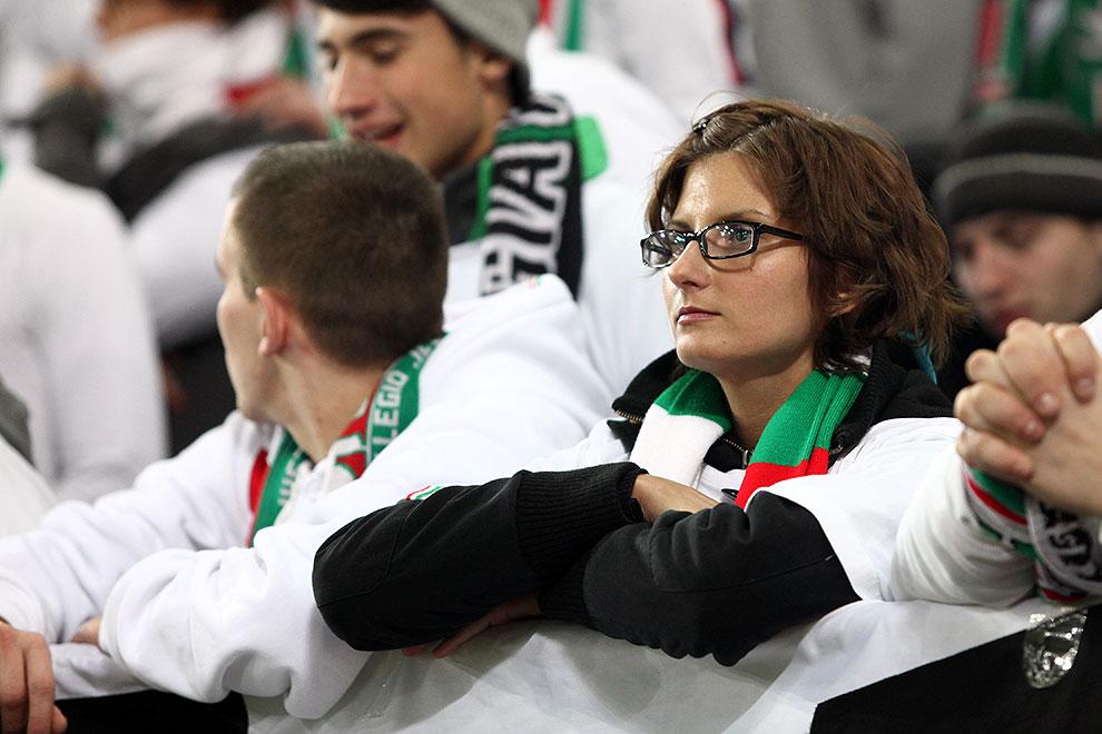 Legia Warszawa 0-0 Polonia Warszawa - fot. Piotr Galas (zdjęcie 46 z 64)
