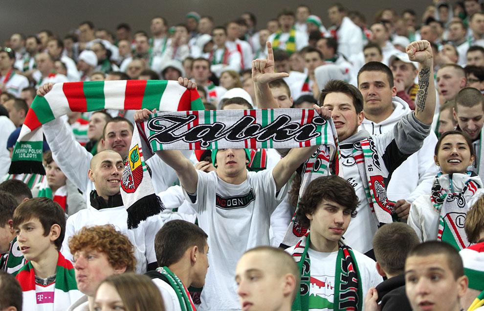 Legia Warszawa 0-0 Polonia Warszawa - fot. Piotr Galas (zdjęcie 47 z 64)