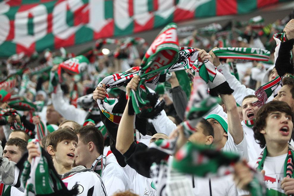Legia Warszawa 0-0 Polonia Warszawa - fot. Piotr Galas (zdjęcie 49 z 64)