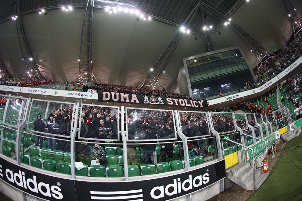 Legia Warszawa 0-0 Polonia Warszawa - fot. Piotr Galas (zdjęcie 5 z 64)