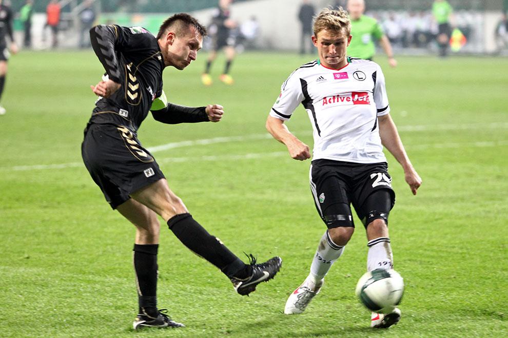 Legia Warszawa 0-0 Polonia Warszawa - fot. Piotr Galas (zdjęcie 52 z 64)