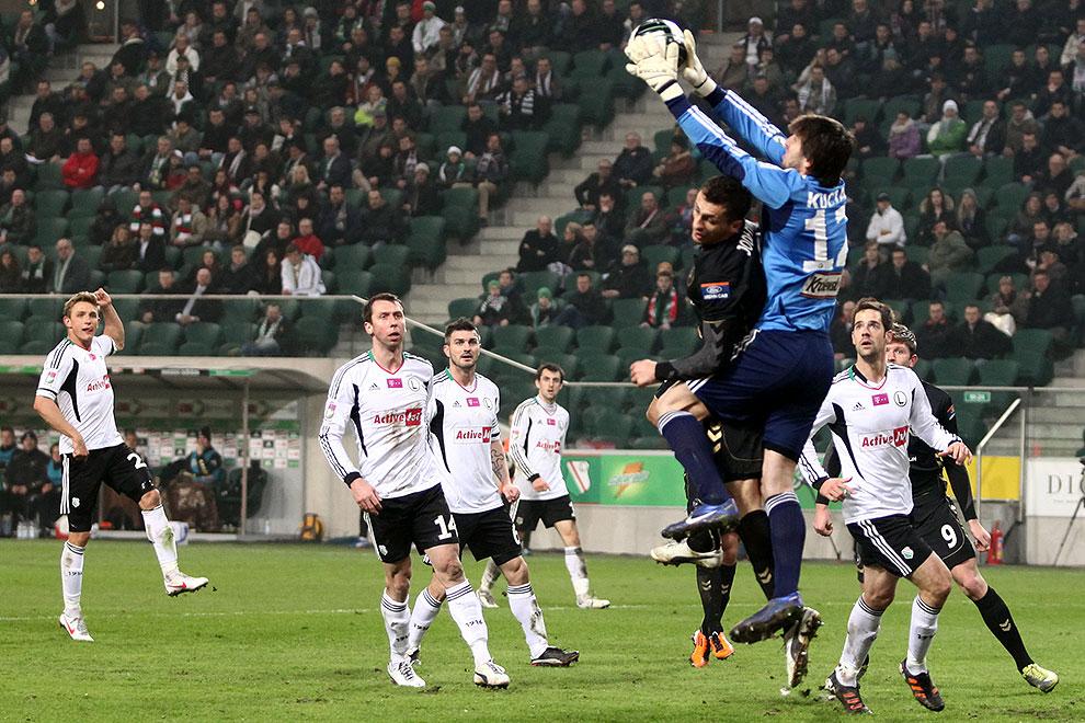 Legia Warszawa 0-0 Polonia Warszawa - fot. Piotr Galas (zdjęcie 53 z 64)