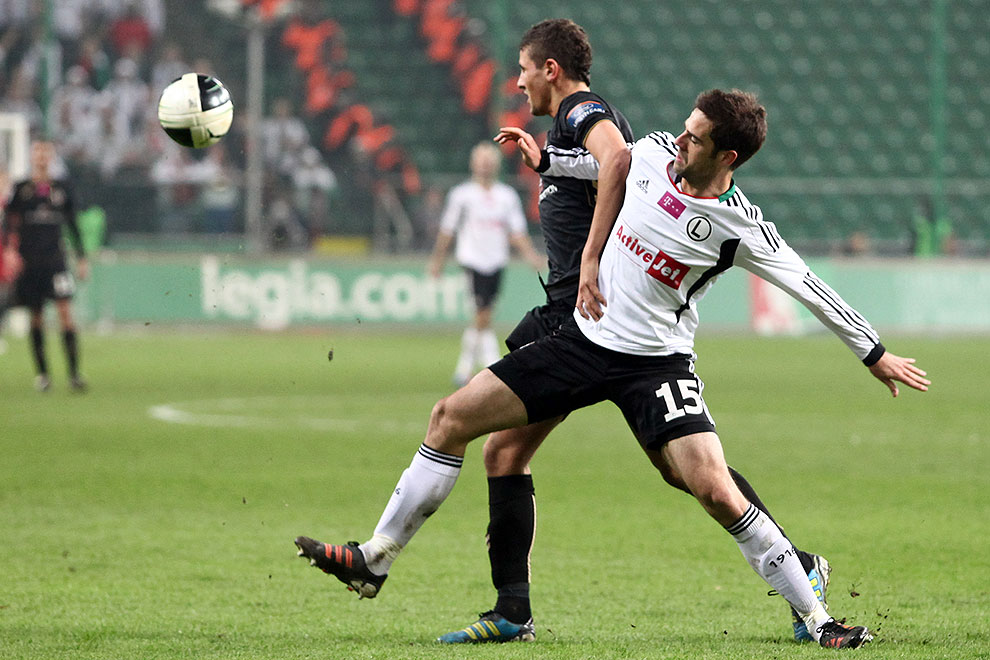 Legia Warszawa 0-0 Polonia Warszawa - fot. Piotr Galas (zdjęcie 54 z 64)