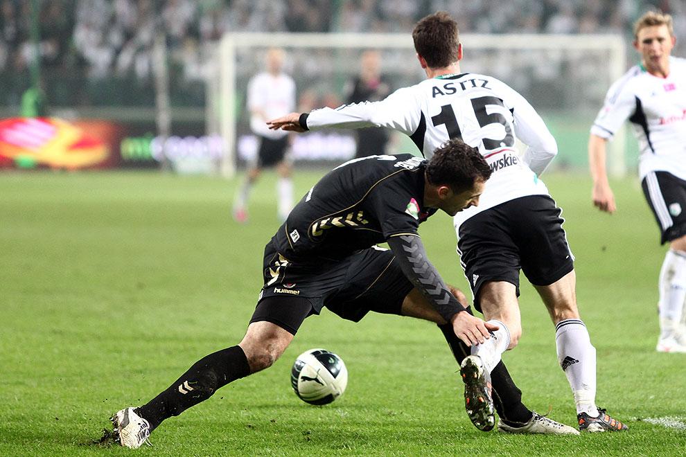 Legia Warszawa 0-0 Polonia Warszawa - fot. Piotr Galas (zdjęcie 55 z 64)