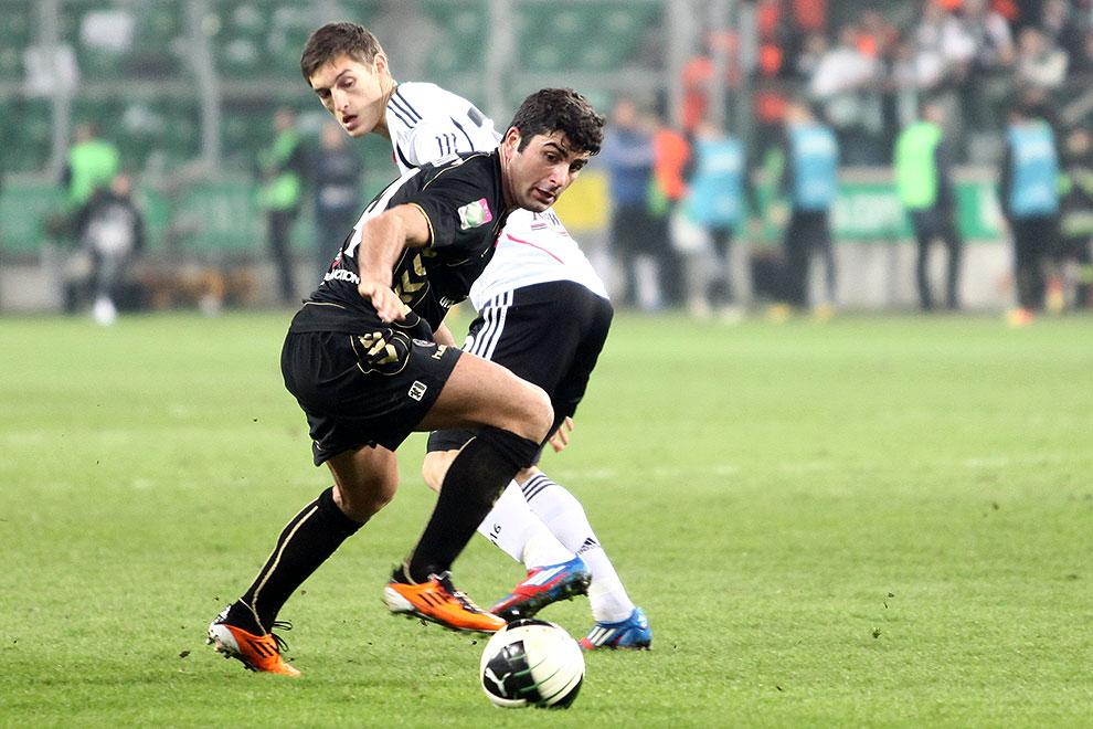 Legia Warszawa 0-0 Polonia Warszawa - fot. Piotr Galas (zdjęcie 56 z 64)