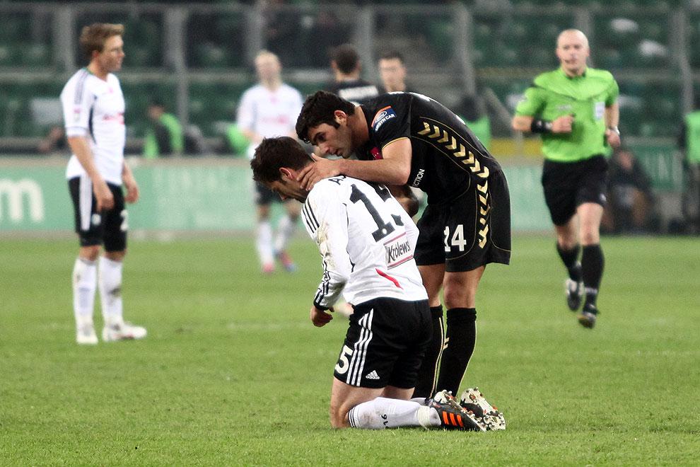 Legia Warszawa 0-0 Polonia Warszawa - fot. Piotr Galas (zdjęcie 58 z 64)