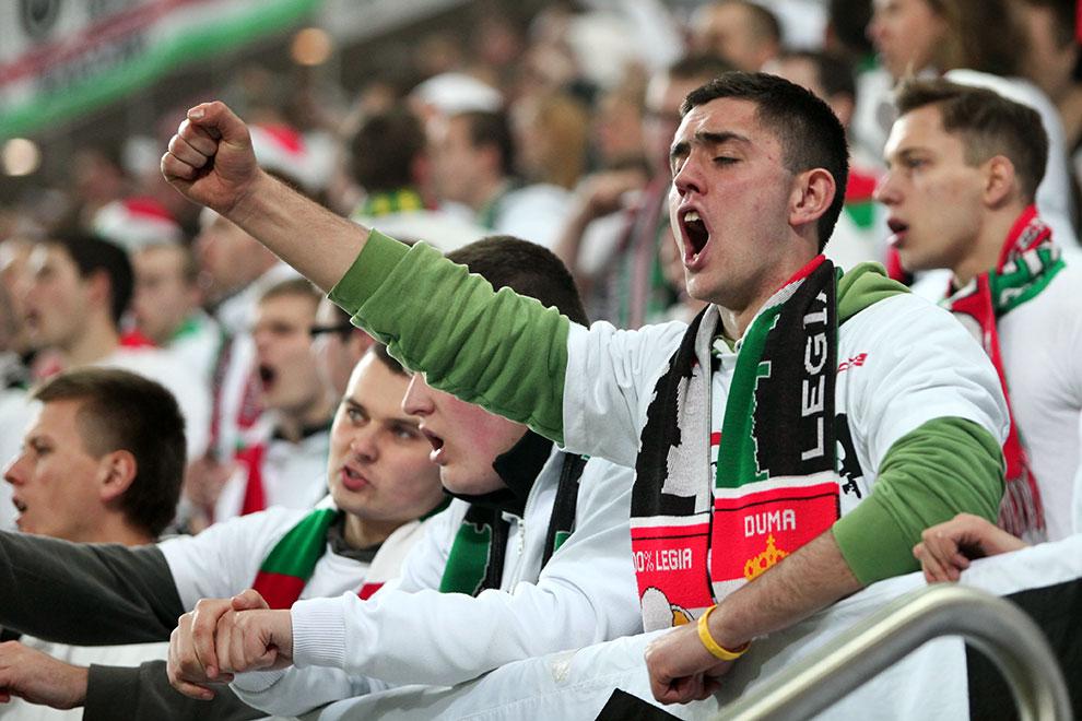 Legia Warszawa 0-0 Polonia Warszawa - fot. Piotr Galas (zdjęcie 59 z 64)