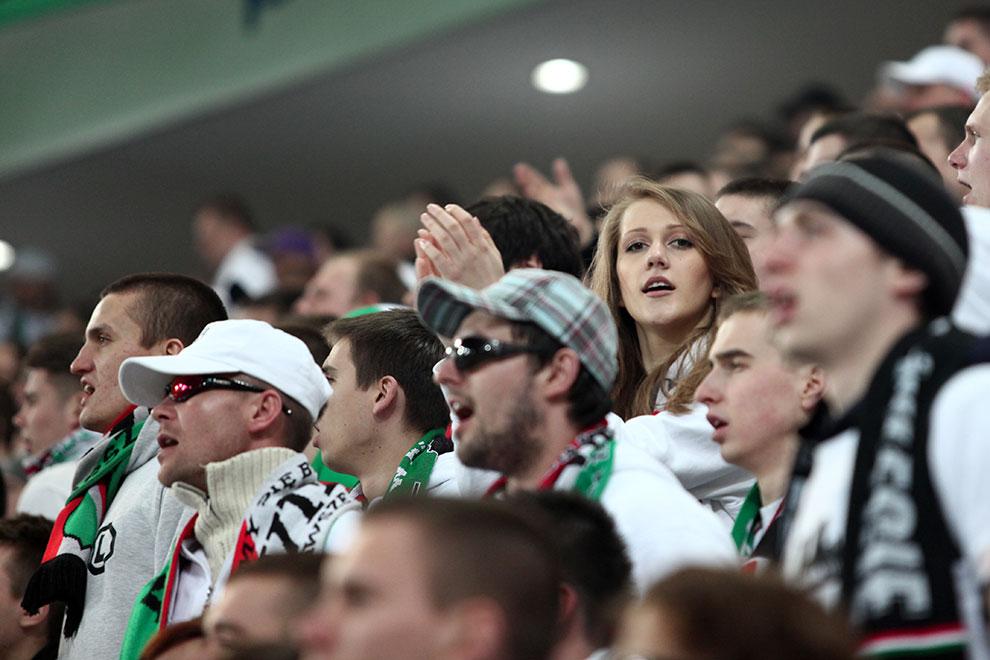 Legia Warszawa 0-0 Polonia Warszawa - fot. Piotr Galas (zdjęcie 60 z 64)