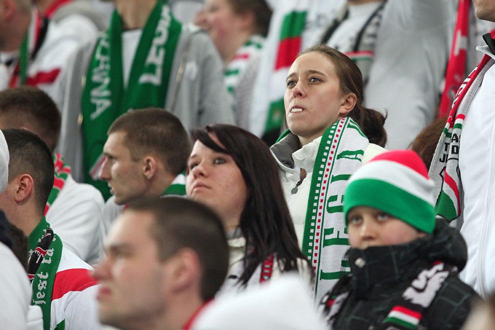 Legia Warszawa 0-0 Polonia Warszawa - fot. Piotr Galas (zdjęcie 62 z 64)