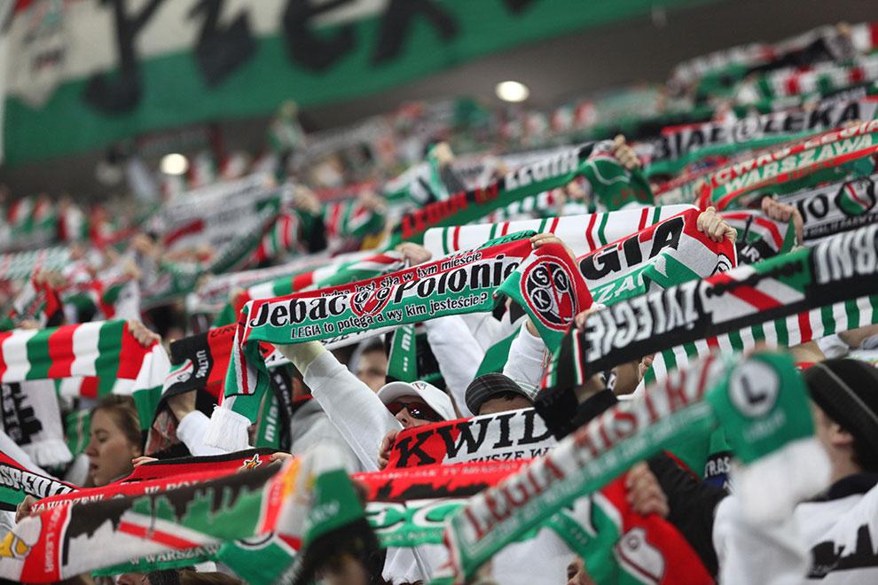 Legia Warszawa 0-0 Polonia Warszawa - fot. Piotr Galas (zdjęcie 63 z 64)