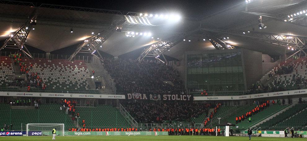 Legia Warszawa 0-0 Polonia Warszawa - fot. Piotr Galas (zdjęcie 64 z 64)