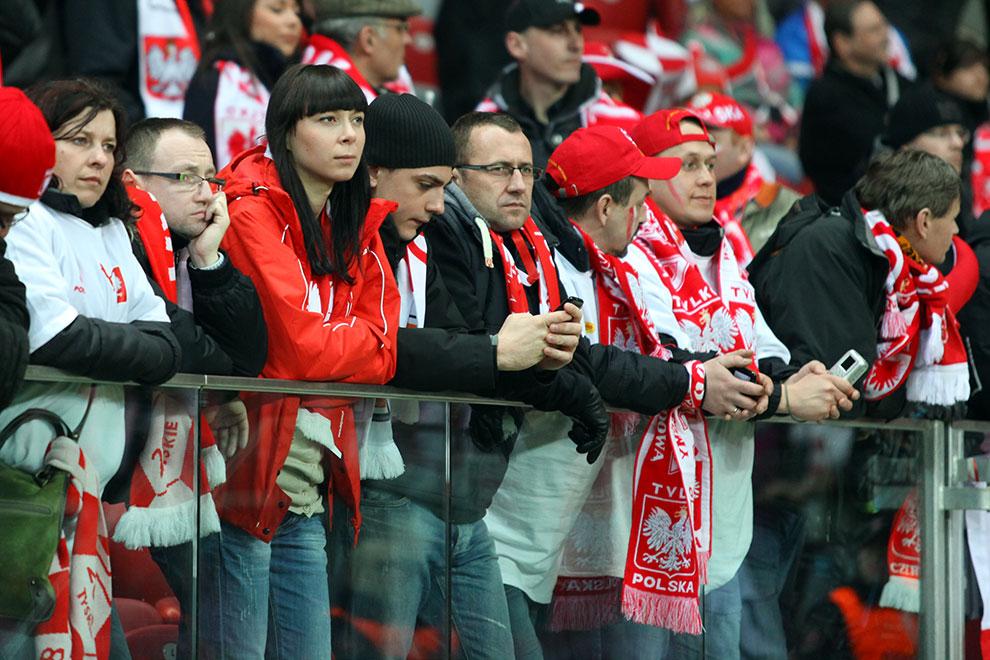 Polska 0-0 Portugalia - fot. Piotr Galas (zdjęcie 10 z 68)