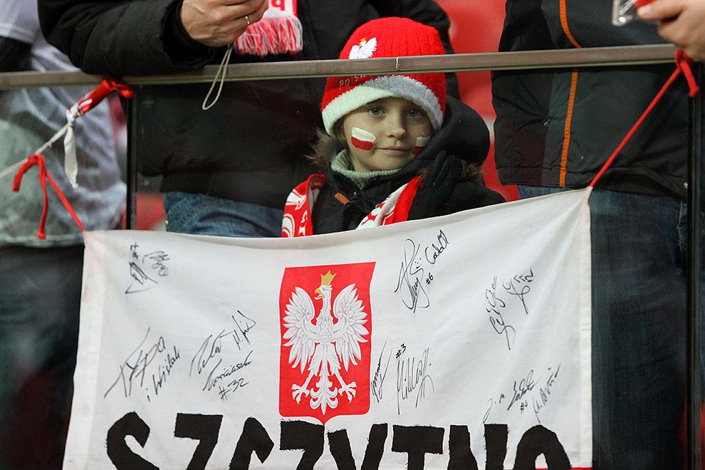 Polska 0-0 Portugalia - fot. Piotr Galas (zdjęcie 12 z 68)