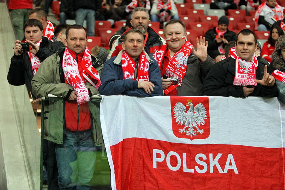 Polska 0-0 Portugalia - fot. Piotr Galas (zdjęcie 13 z 68)