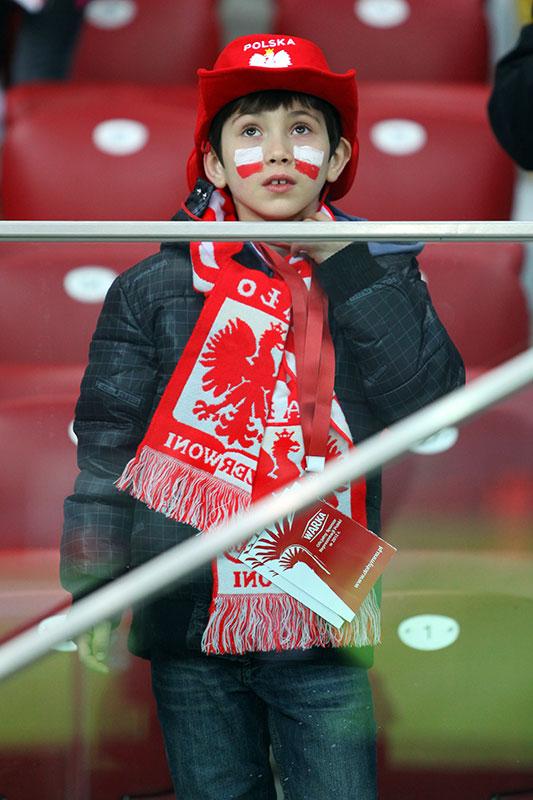 Polska 0-0 Portugalia - fot. Piotr Galas (zdjęcie 14 z 68)