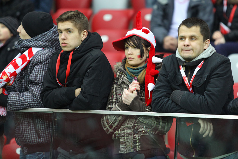 Polska 0-0 Portugalia - fot. Piotr Galas (zdjęcie 15 z 68)