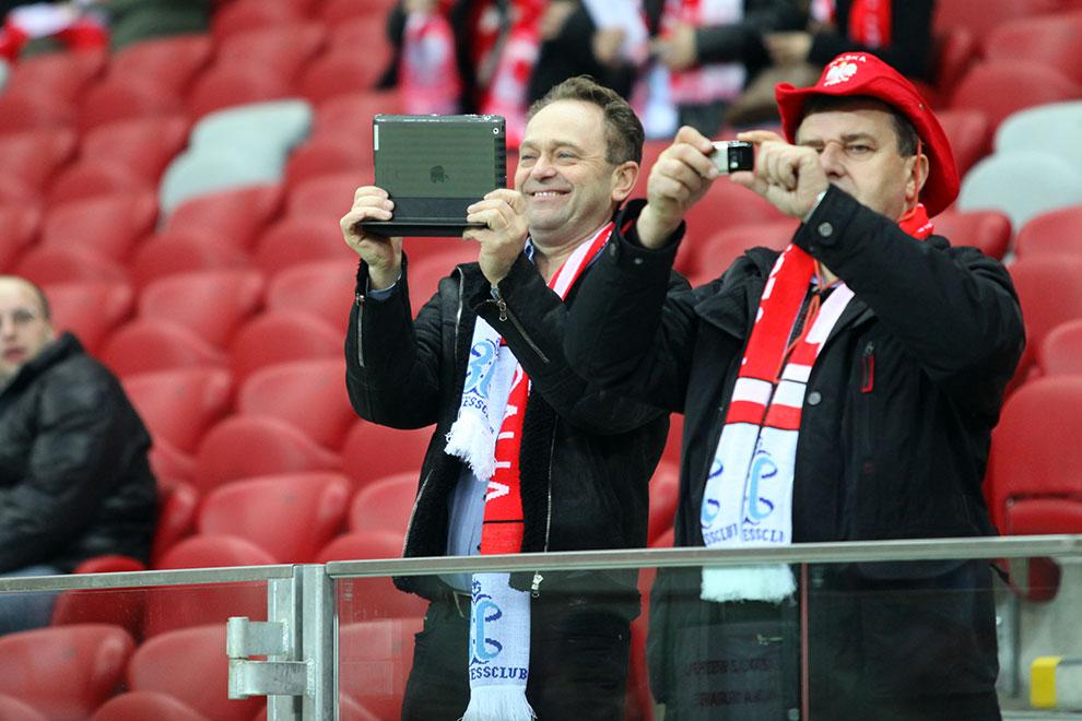 Polska 0-0 Portugalia - fot. Piotr Galas (zdjęcie 17 z 68)
