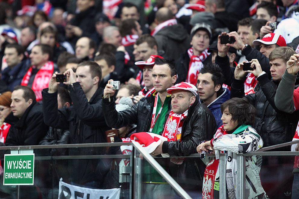 Polska 0-0 Portugalia - fot. Piotr Galas (zdjęcie 19 z 68)