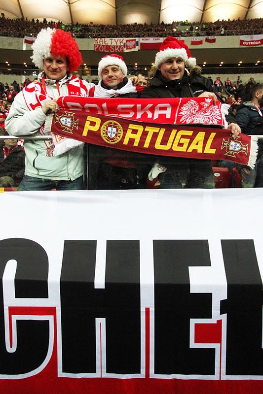 Polska 0-0 Portugalia - fot. Piotr Galas (zdjęcie 23 z 68)