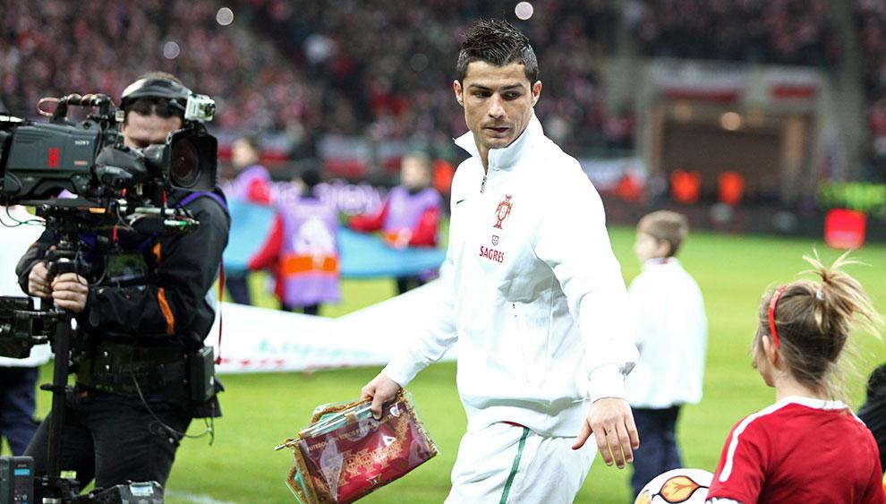 Polska 0-0 Portugalia - fot. Piotr Galas (zdjęcie 25 z 68)