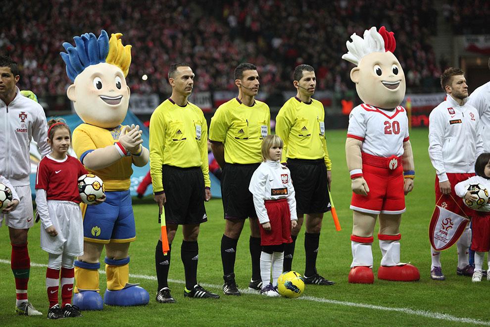 Polska 0-0 Portugalia - fot. Piotr Galas (zdjęcie 30 z 68)