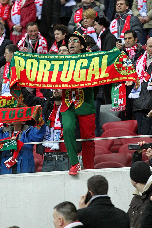 Polska 0-0 Portugalia - fot. Piotr Galas (zdjęcie 32 z 68)