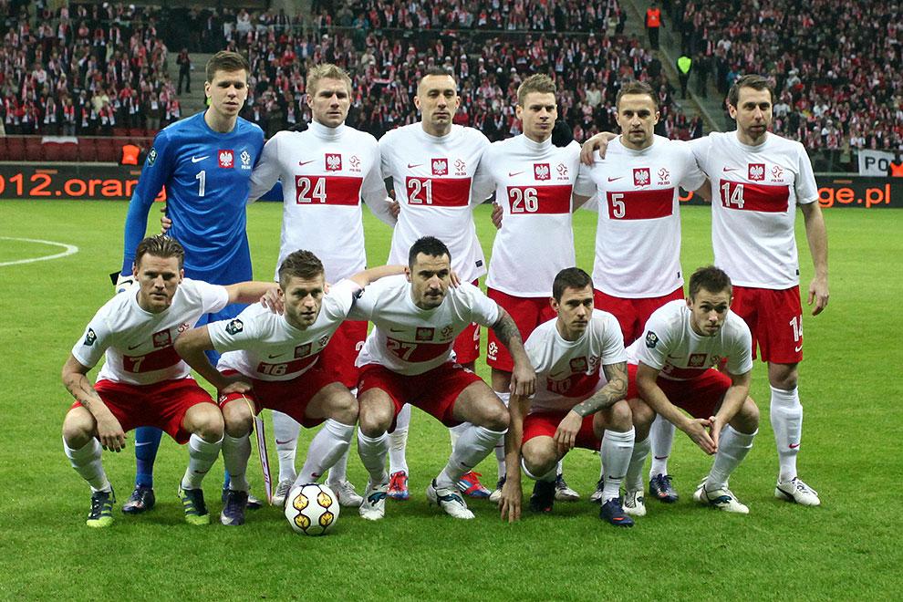 Polska 0-0 Portugalia - fot. Piotr Galas (zdjęcie 34 z 68)
