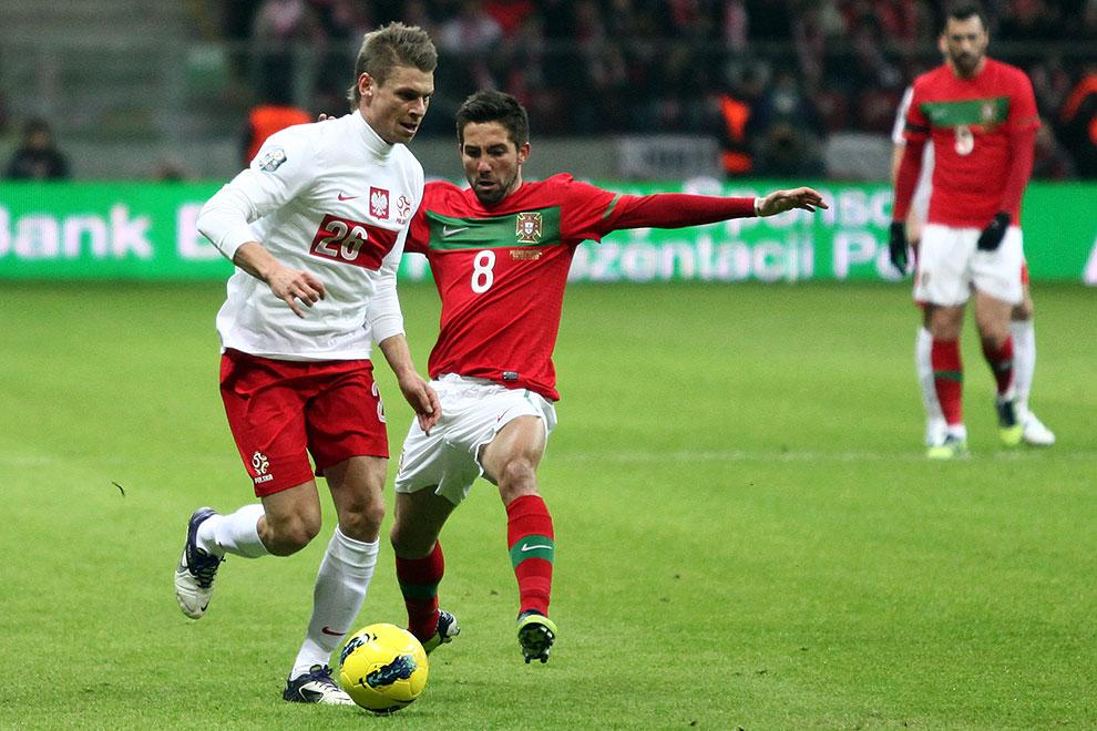 Polska 0-0 Portugalia - fot. Piotr Galas (zdjęcie 38 z 68)