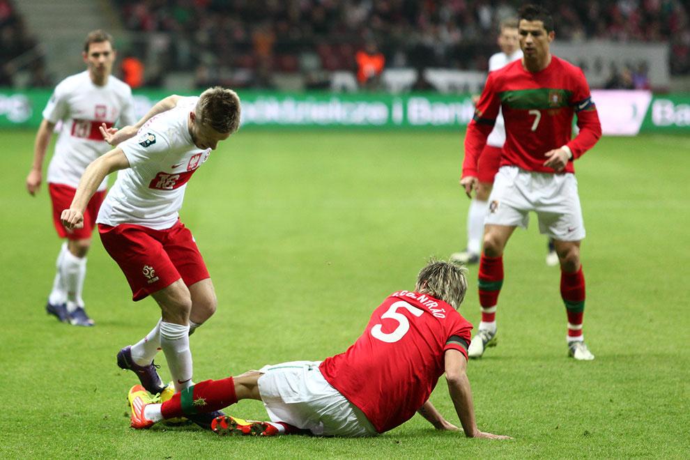 Polska 0-0 Portugalia - fot. Piotr Galas (zdjęcie 39 z 68)