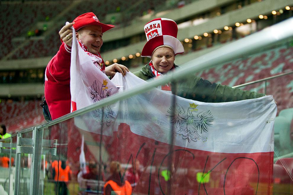 Polska 0-0 Portugalia - fot. Piotr Galas (zdjęcie 4 z 68)