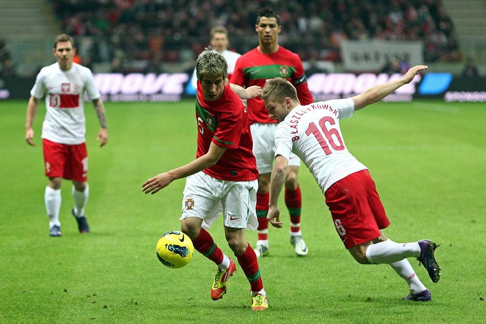 Polska 0-0 Portugalia - fot. Piotr Galas (zdjęcie 40 z 68)