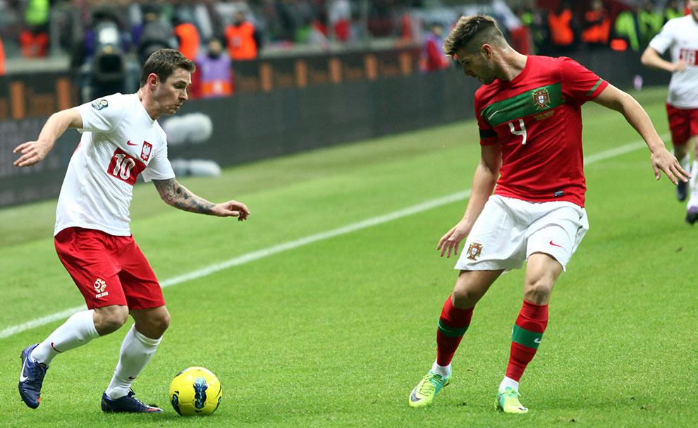 Polska 0-0 Portugalia - fot. Piotr Galas (zdjęcie 42 z 68)