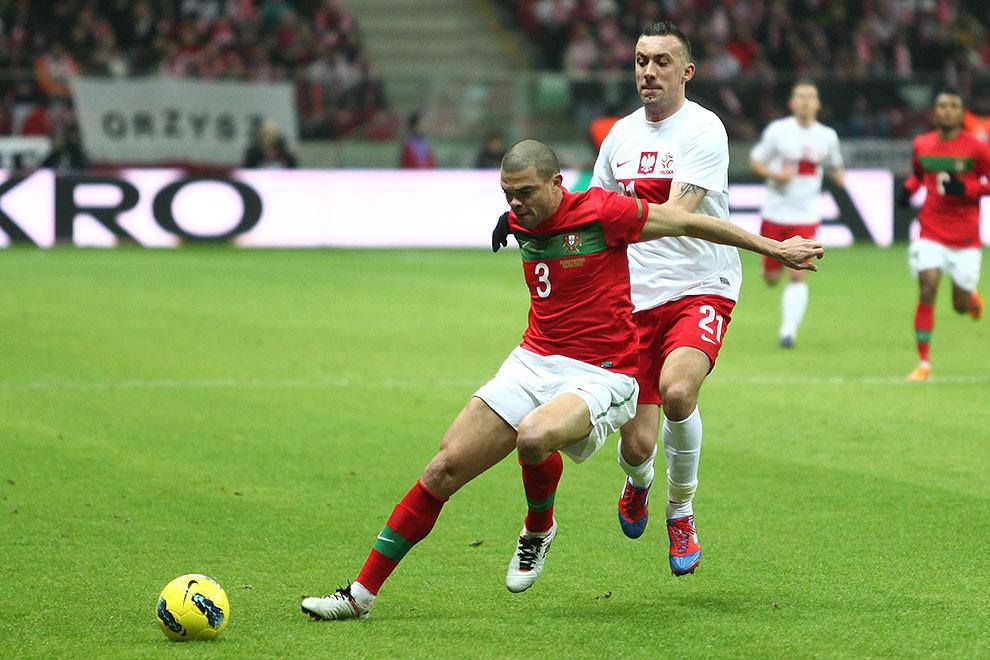Polska 0-0 Portugalia - fot. Piotr Galas (zdjęcie 44 z 68)