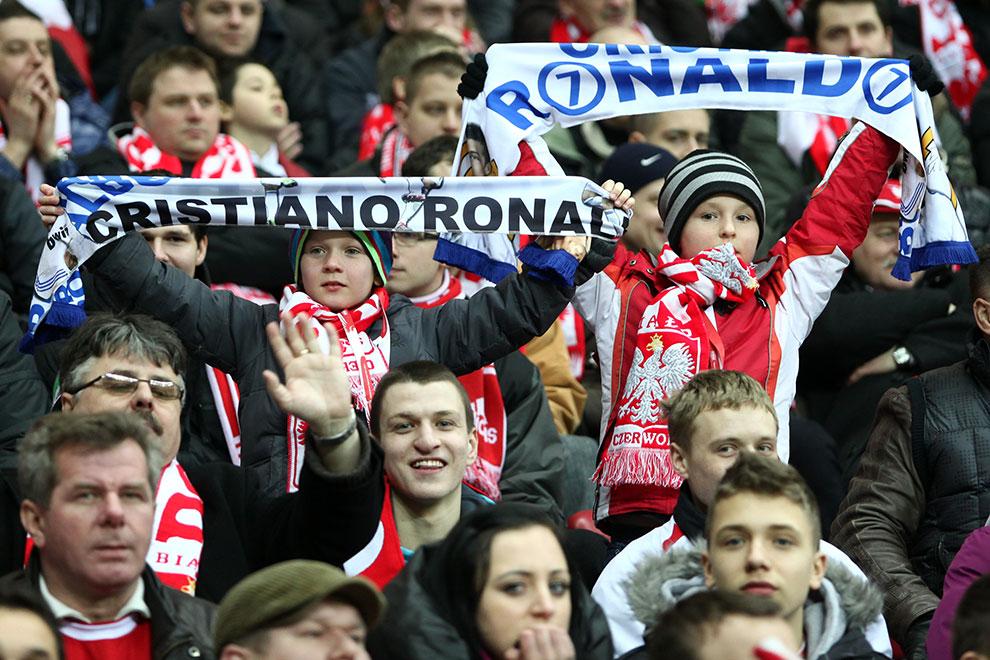 Polska 0-0 Portugalia - fot. Piotr Galas (zdjęcie 45 z 68)