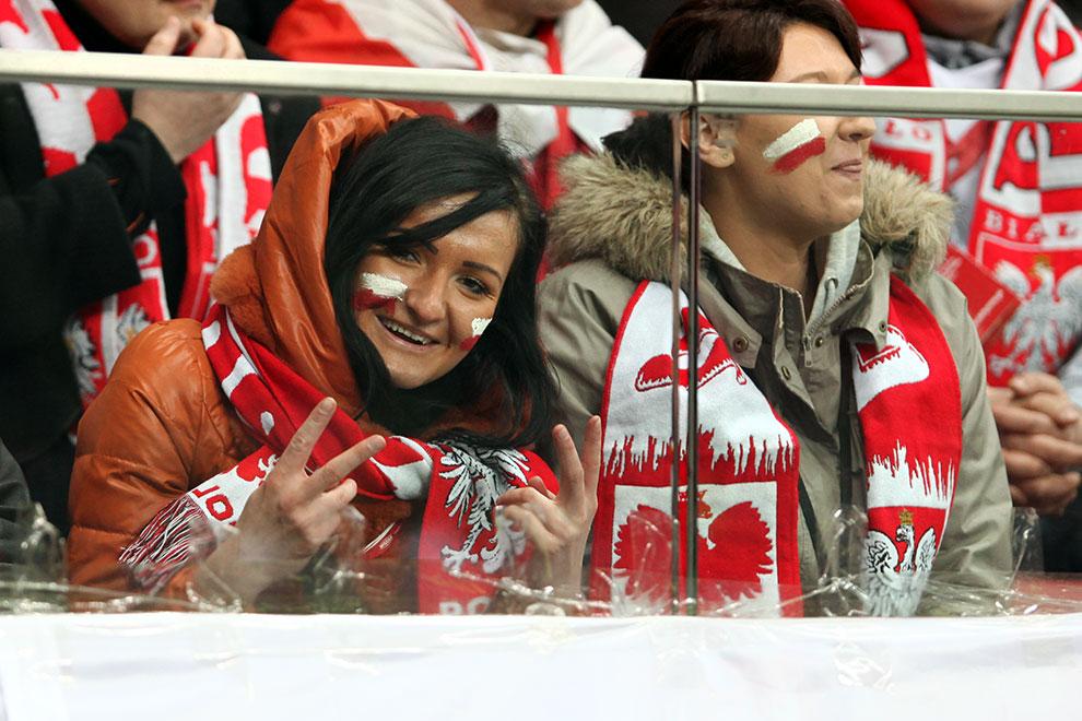 Polska 0-0 Portugalia - fot. Piotr Galas (zdjęcie 46 z 68)