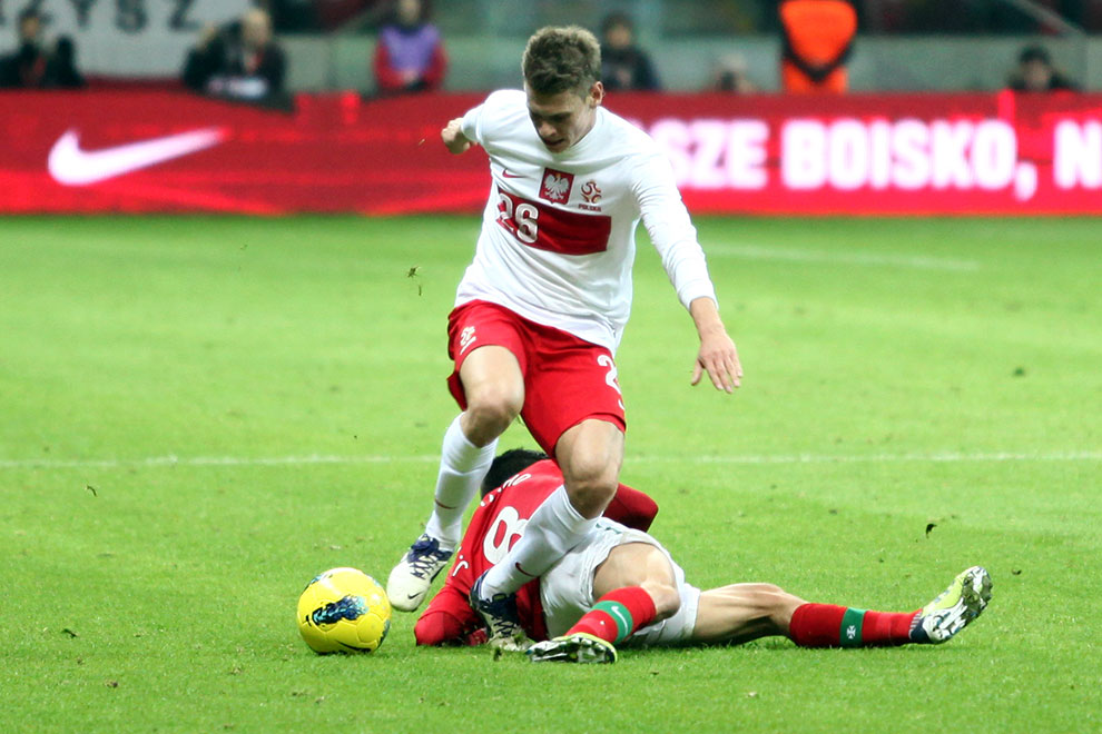 Polska 0-0 Portugalia - fot. Piotr Galas (zdjęcie 48 z 68)