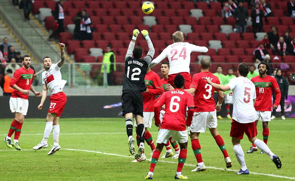Polska 0-0 Portugalia - fot. Piotr Galas (zdjęcie 56 z 68)
