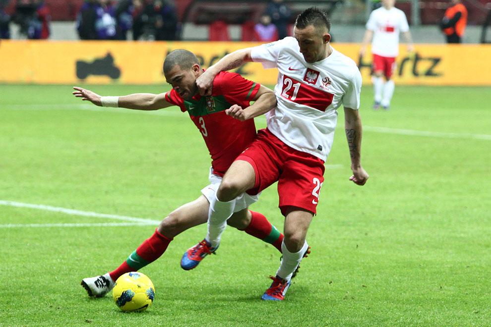Polska 0-0 Portugalia - fot. Piotr Galas (zdjęcie 57 z 68)