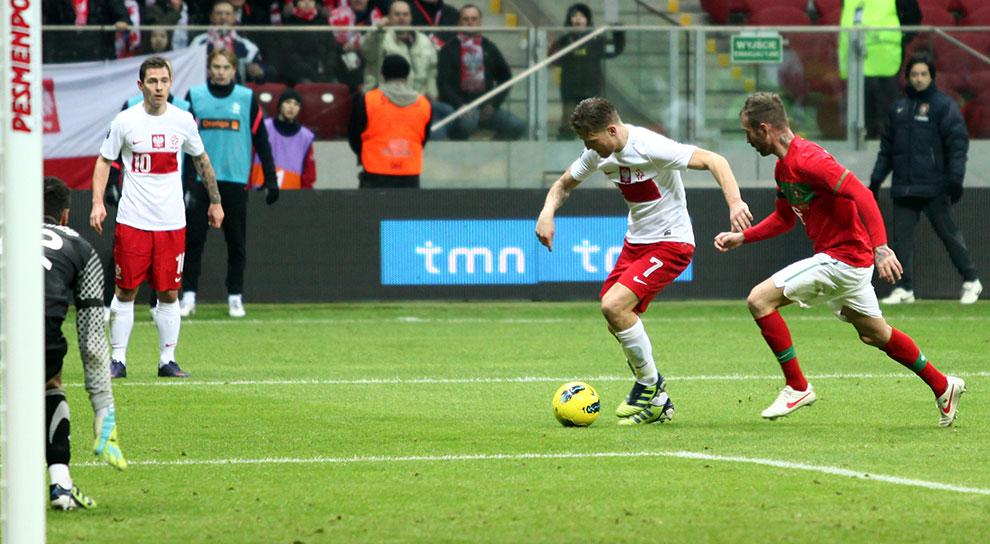 Polska 0-0 Portugalia - fot. Piotr Galas (zdjęcie 58 z 68)