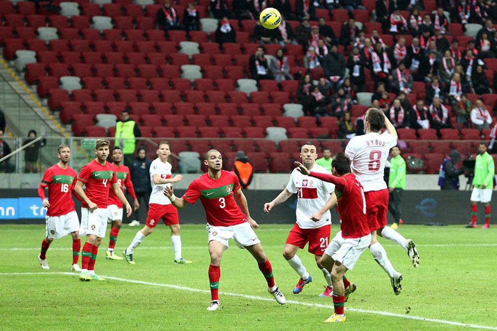 Polska 0-0 Portugalia - fot. Piotr Galas (zdjęcie 59 z 68)