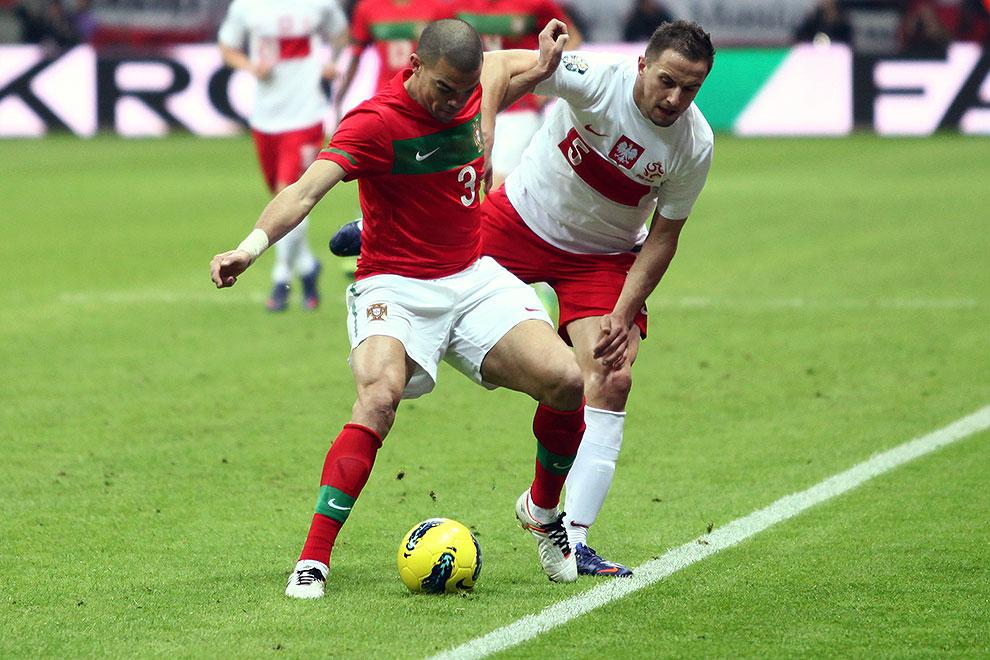 Polska 0-0 Portugalia - fot. Piotr Galas (zdjęcie 60 z 68)
