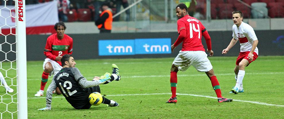 Polska 0-0 Portugalia - fot. Piotr Galas (zdjęcie 64 z 68)