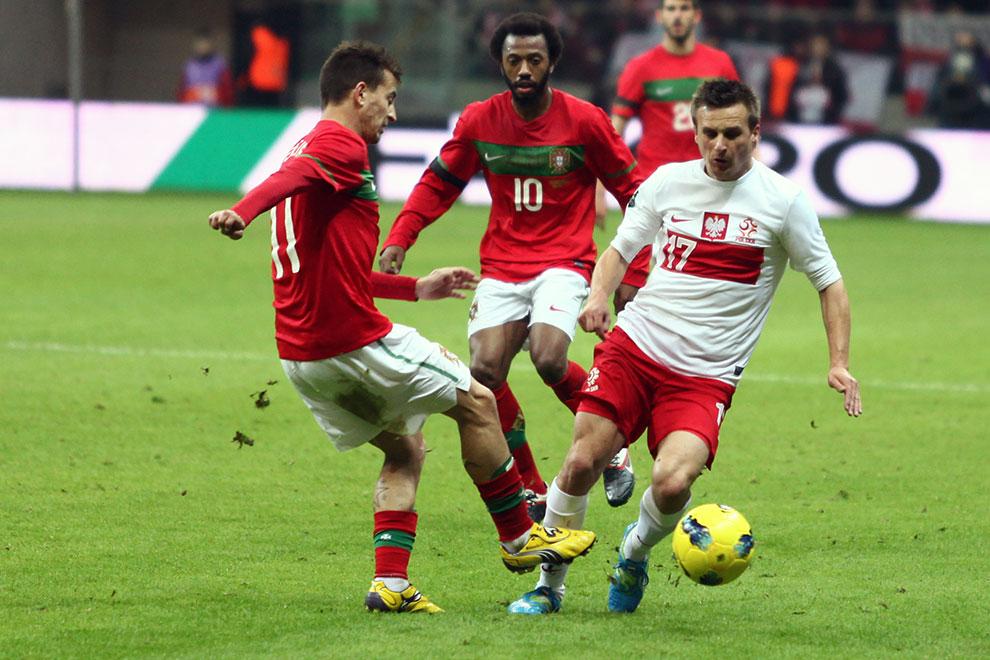 Polska 0-0 Portugalia - fot. Piotr Galas (zdjęcie 67 z 68)