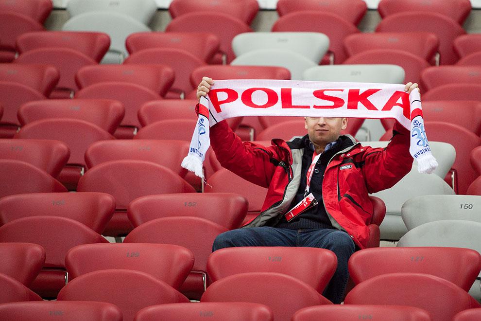 Polska 0-0 Portugalia - fot. Piotr Galas (zdjęcie 8 z 68)