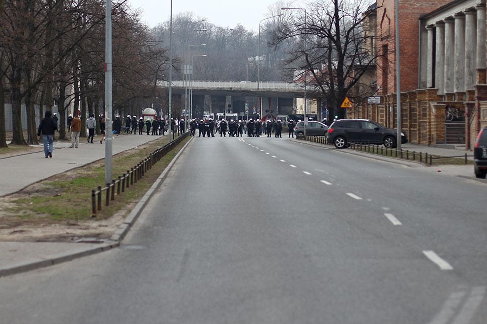 Legia Warszawa - Ruch Chorzów - fot. Piotr Galas (zdjęcie 12 z 70)