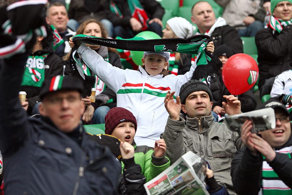 Legia Warszawa - Ruch Chorzów - fot. Piotr Galas (zdjęcie 13 z 70)
