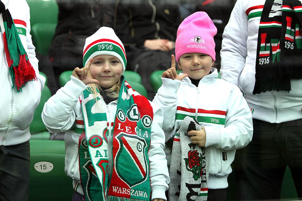 Legia Warszawa - Ruch Chorzów - fot. Piotr Galas (zdjęcie 14 z 70)