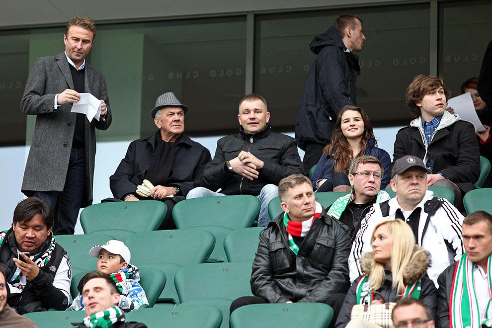 Legia Warszawa - Ruch Chorzów - fot. Piotr Galas (zdjęcie 17 z 70)